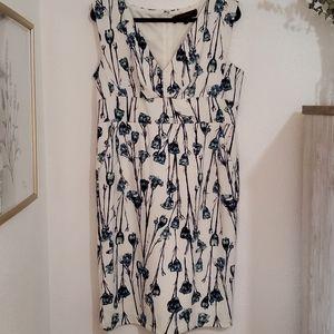 Hal Rubenstein Fully Lined Sleeveless Dress
